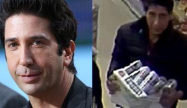 Buscan a ladrón y su parecido a Ross, de 'Friends' es sorprendente