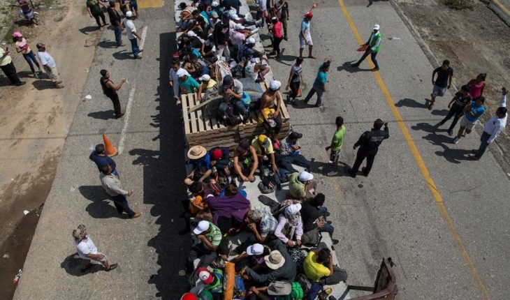 CDMX dará asistencia humanitaria a la caravana migrante