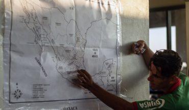 Caravana migrante quiere llegar a CDMX