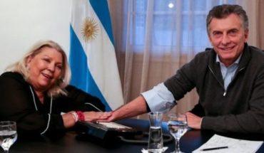 """Carrió dijo que el pedido de renuncia a Garavano """"fue una broma"""""""
