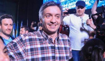 Causa de los cuadernos: Declara Máximo Kirchner