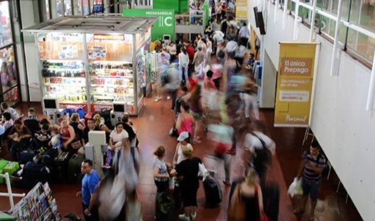 Cayeron 4,5% las ventas por turismo de fin de semana largo