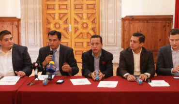 Cero deuda, prioridad en la agenda legislativa del PAN Michoacán