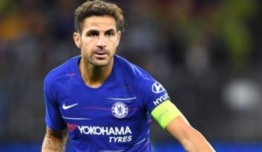 Cesc Fábregas podría llegar al Atleti en el verano próximo
