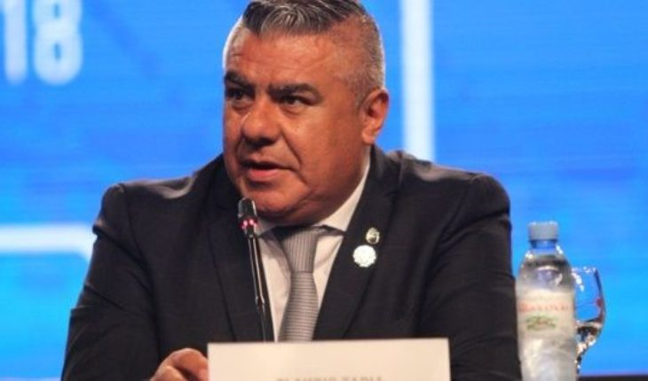 Chiqui Tapia, a un paso de representar a Conmebol en la FIFA