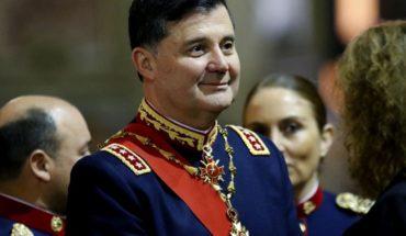"""Comandante en jefe del Ejército por John Griffiths: """"Como a todo chileno, le pertenece la presunción de inocencia"""""""