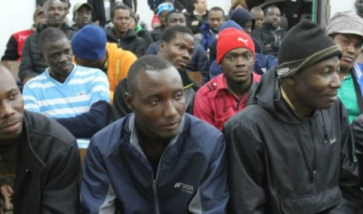 """Comunidad haitiana cuestiona el """"Plan de Regreso Ordenado"""" y advierten que es una forma de deportación"""