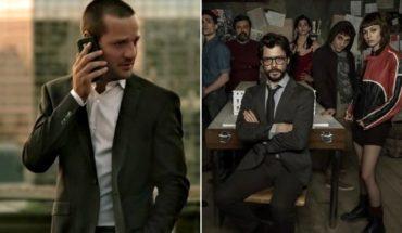 """Confirmado para """"el atraco del siglo"""": Rodrigo de la Serna llega a """"La Casa de Papel"""""""