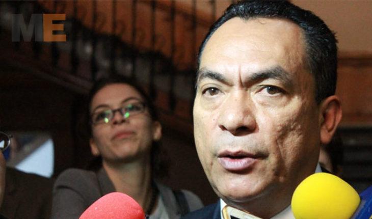 Congreso no ha sido notificado sobre la presunta renuncia del Procurador de Michoacán