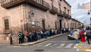 Continúa CNTE manifestaciones, ahora en municipios