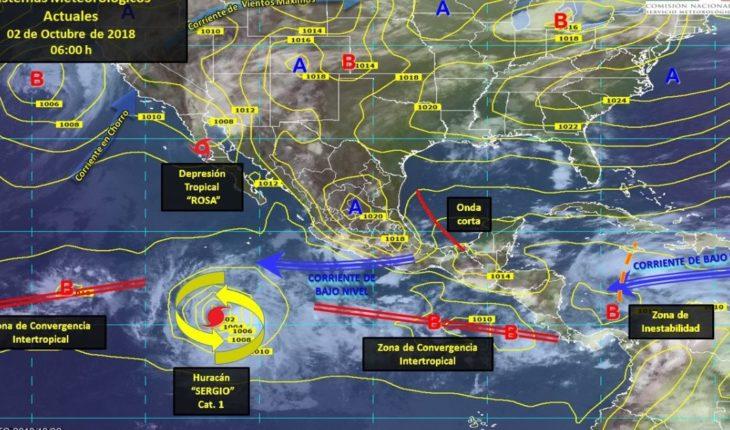 Continuarán las fuertes lluvias para Guerrero