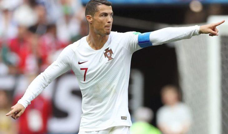 Cristiano Ronaldo quedó fuera de la nómina de Portugal