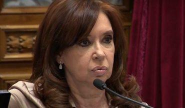 """Cristina Kirchner sobre la suspensión de las 24 cuotas: """"No me parece justo, ¿quién piensan que es el Estado?"""""""