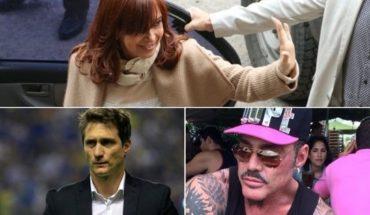Cristina y sus hijos a juicio oral, el arquero que quiere Guillermo, misterioso mensaje del perfil de Ricardo Fort y mucho más...