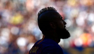 DT del Barcelona reprendió a Vidal por mensajes en redes sociales