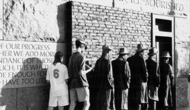 Desempleo en EEUU: bien, pero…. (Memorial a Franklin Delano Roosevelt - Washington D.C, EEUU. Foto: Patrick Denker - CC BY 2.0). Blog Elcano