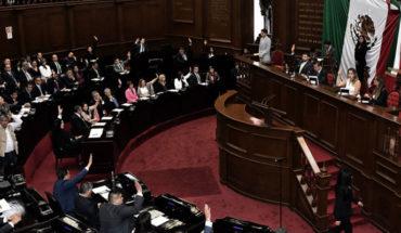 Después de días de negociación, diputados definen Comisiones en el Congreso de Michoacán