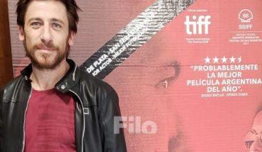 """Diego Cremonesi: """"Me gustan los papeles que te permiten pensar universos interiores muy potentes"""""""