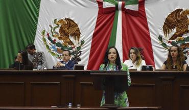Diputada priista presenta iniciativa de Ley Orgánica para la Fiscalía General del Estado