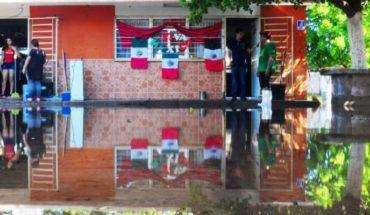 Diputado propone usar agua de lluvia en baños escolares