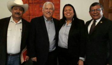 Diputados Federales se reúnen con próximo titular de SAGARPA