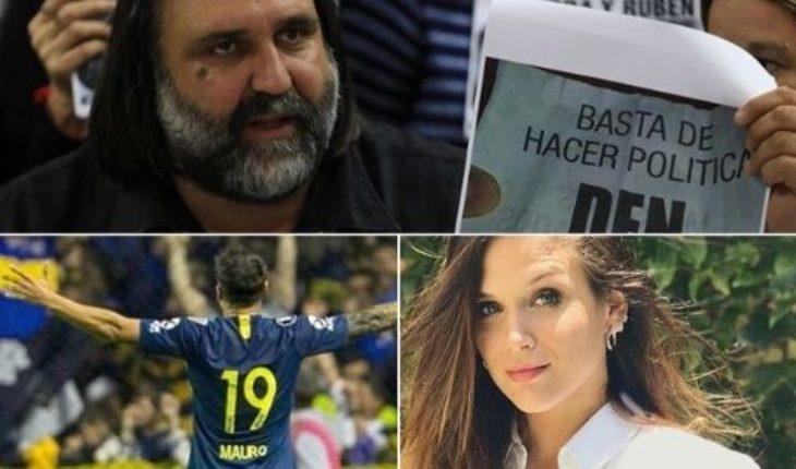 Docentes anuncian paro, la chicana de Mauro Zárate, foto de Barbie Vélez embarazada y mucho más...