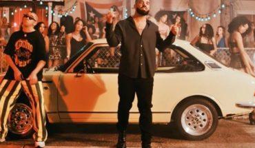 Drake volvió a cantar en español y, esta vez, junto a Bad Bunny