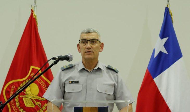 Ejército pide renuncia al director de la Escuela Militar tras homenaje a Krassnoff