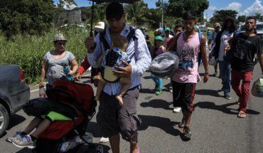 El 52% de los mexicanos apoya la presencia de la caravana migrante