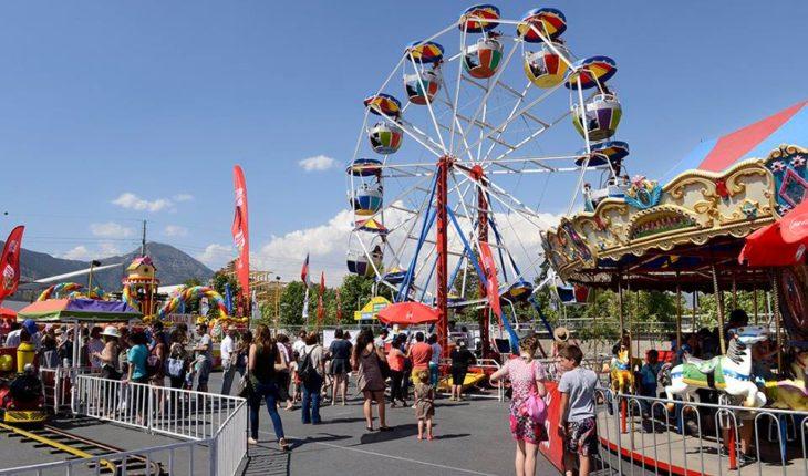 El Bicentenario se transforma en Parque Feliz — Rock&Pop