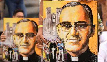 El Salvador celebra la canonización de monseñor Romero