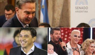 El Senado debate el presupuesto, Gallardo no se arrepiente, Flavio Mendoza presentó a su hijo y mucho más...