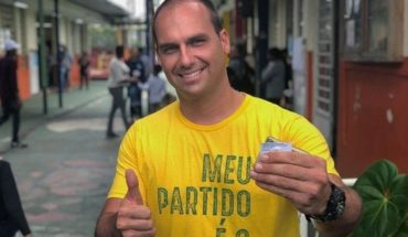 El comentario del hijo de Bolsonaro que enfureció a Boca y calentó la previa con Palmerias