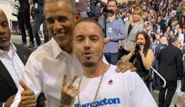 El día que Obama se declaró reguetonero y fan de J Balvin