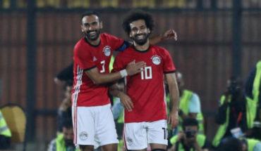 El espectacular gol olímpico de Salah