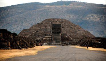 El hallazgo bajo la Pirámide de la Luna en Teotihuacán