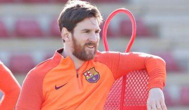 El romance prohibido de Lionel Messi con Luciana Salazar