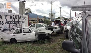 En Morelia, Michoacán, muere trabajador de deshuesadero al sufrir descarga eléctrica y caída