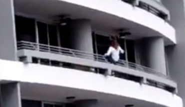 En Panamá, mujer muere al caer del piso 27; intentaba tomar una selfie