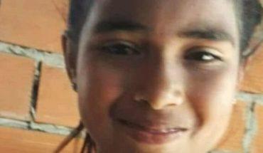 Encontraron muerta a Sheila, la nena de 10 años que había desaparecido en San Miguel
