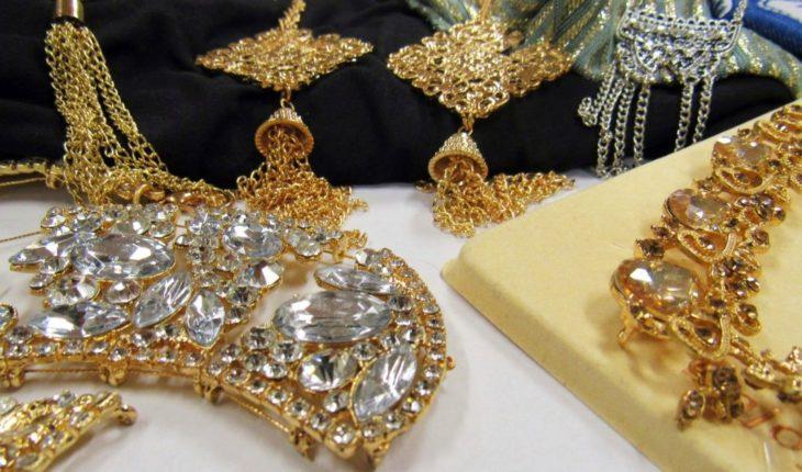 Encuentran metal tóxico en joyas; puede provocar cáncer