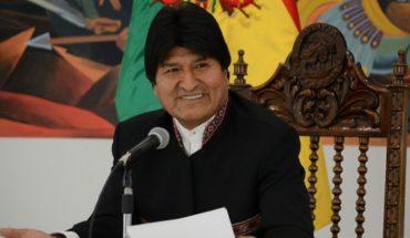 Encuesta da ventaja de 14 puntos a Evo Morales sobre Carlos Mesa