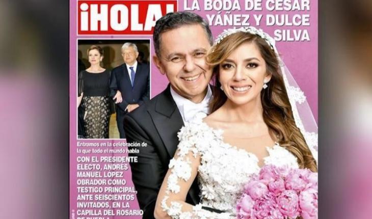 Es entendible la crítica por boda de César Yáñez: Jesús Ramírez