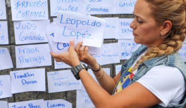 """Esposa de Leopoldo López pide a Bachelet visitar Venezuela y constatar estado de """"presos políticos"""""""