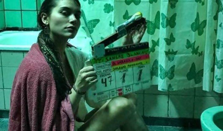 """Eva de Dominici estrena """"Sangre Blanca"""": """"Lo que me gusta de leer un guión es ver un desafío nuevo"""""""