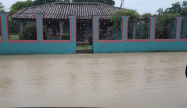 Evacuación preventiva en zonas de riesgo por lluvias