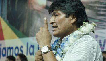 Evo Morales dijo que Brasil y Chile financiarán a la oposición en Bolivia