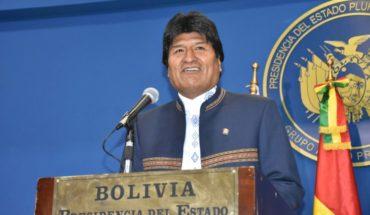 """Evo Morales enviará carta a la ONU por fallo de La Haya y cuestionó que la Corte """"beneficie a los invasores"""""""