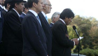 "Evo Morales no se da por vencido: ""Bolivia nunca va a renunciar"""