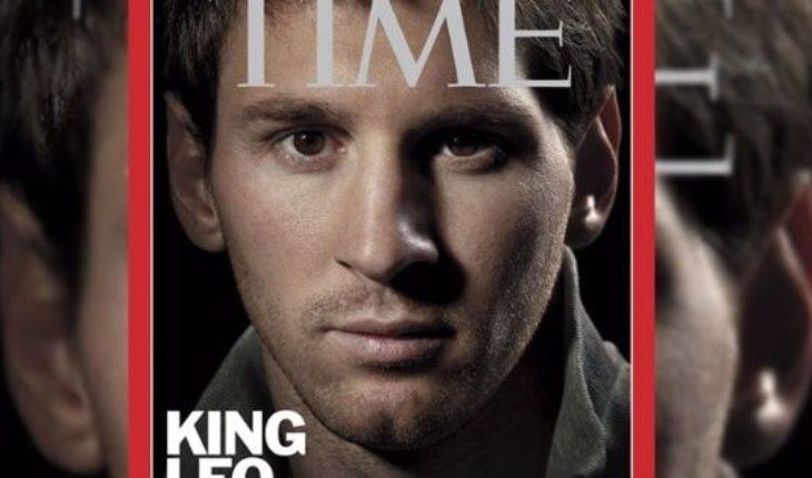 """Fútbol, más que un deporte: los cuatro jugadores que hicieron historia en la tapa de """"Time"""""""